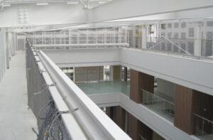 可動メンテナンス歩廊(水平)